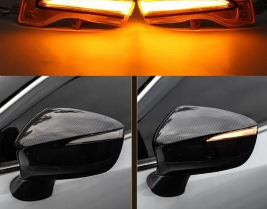 AL ダイナミック LED ターンシグナルライト 適用: マツダ CX-3 2016-2019 CX-5 2015-2016 バックミラー ミラー インジケーター シーケンシャル ウインカー ランプ AL-HH-1672