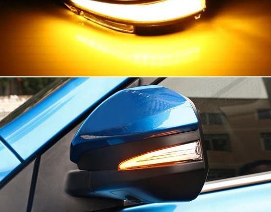 AL ダイナミック LED ターンシグナルライト 適用: トヨタ ハイランダー XU50 2014-2018 サイド ウイング バックミラー ミラー インジケーター シーケンシャル ウインカー ランプ AL-HH-1677