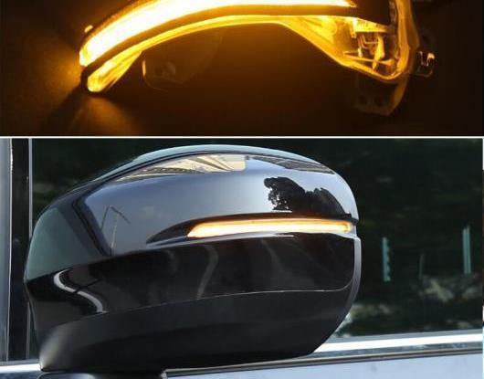 AL ダイナミック LED ターンシグナルライト 適用: ホンダ フィット ジャズ 2014-2019 2020 サイド ウイング バックミラー ミラー インジケーター シーケンシャル ウインカー ランプ AL-HH-1681