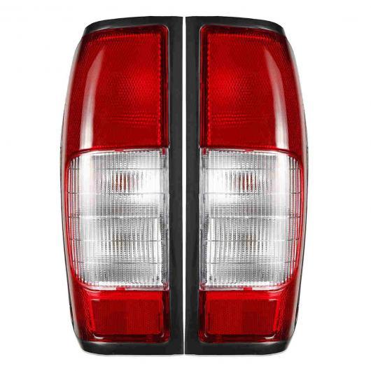 AL 左 右 リア テール ブレーキ ライト ランプ バルブ ワイヤー ハーネス 適用: 日産 ナバラ D22 D23 ピックアップ 1998 1999 2000-2004 RLN026-UK-L ペア AL-HH-1771