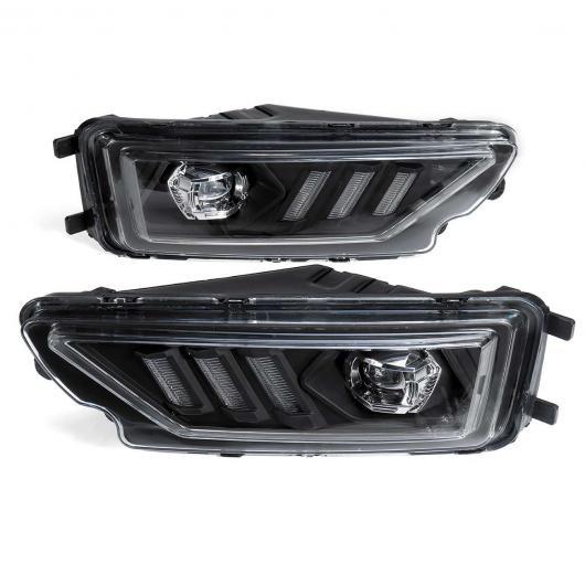 AL エクステリア オート ランプ リア LED ライト テール ランプ ターンシグナル 適用: VW アマロック V6 2009-19 LED DRL デイタイム ランニング ライト DRL AL-HH-1863