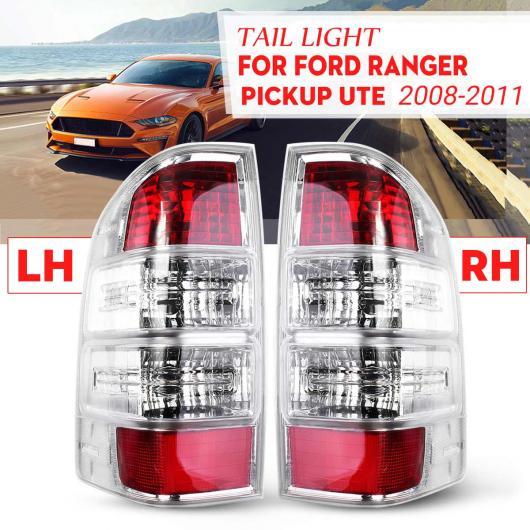 AL 左/右 リア ヘッド ランプ テールライト LED テールライト テールライト ランプ W/バルブ ハーネス 適用: フォード/FORD レンジャー ピックアップ UTE 左 バルブ・右 バルブ AL-HH-1725