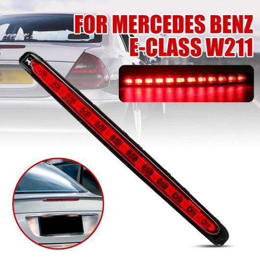 AL LED テールライト リア ランプ 高さ レベル ブレーキ ライト ストップ ランプ シグナル 3RD 2118201556 適用: メルセデス ベンツ Eクラス W211 2003-2009 AL-HH-1900