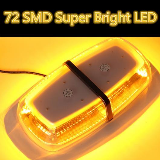 AL ユニバーサル LED アンバー ワーク ライト バー スポットライト ランプ 適用: オフ ロード トラック トラクター エマージェンシー ワーニング ストロボ ライト イエロー AL-HH-2040