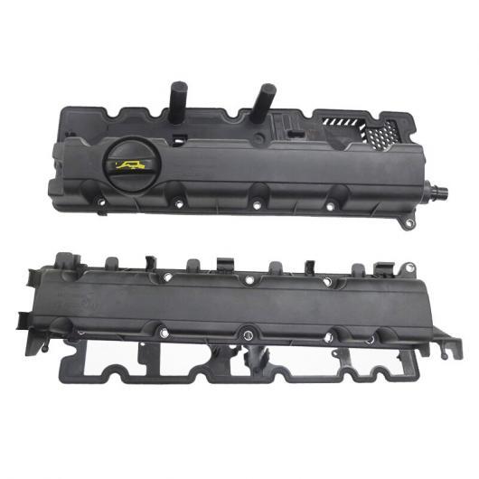 AL 2ピースセット OEM 0248R6/0248P6 エンジン バルブ カバー ガスケット 適用: プジョー/PEUGEOT 307/308/408/508/C8/C5/C4/308/807 ロッカー カバー 1 セット バルブ カバー AL-HH-2297