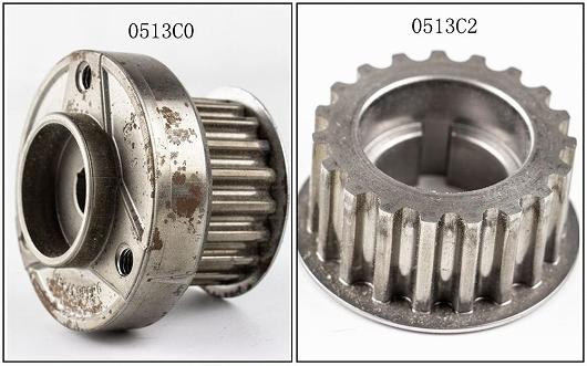 AL 1ピース エンジン タイミング ギア 0513C0 19歯 適用: プジョー/PEUGEOT 206 307 1.6T 0513C2 プジョー/PEUGEOT 913 0513C0 0513C2 AL-HH-2524