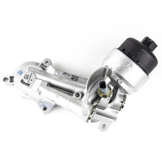 AL 1ピース OEM 9659102880 1.6 16V エンジン オイル クーラー フィルター アセンブリ 適用: プジョー/PEUGEOT 206 207 301 307 308 408 シトロエン/CITROEN C2 C3 C4 AL-HH-2506