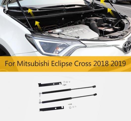 AL フロント フード エンジン カバー サポート 油圧式 ロッド リフト ストラット スプリング ショック バー ブラケット 適用: 三菱 エクリプス クロス 2018 2019 AL-II-0754