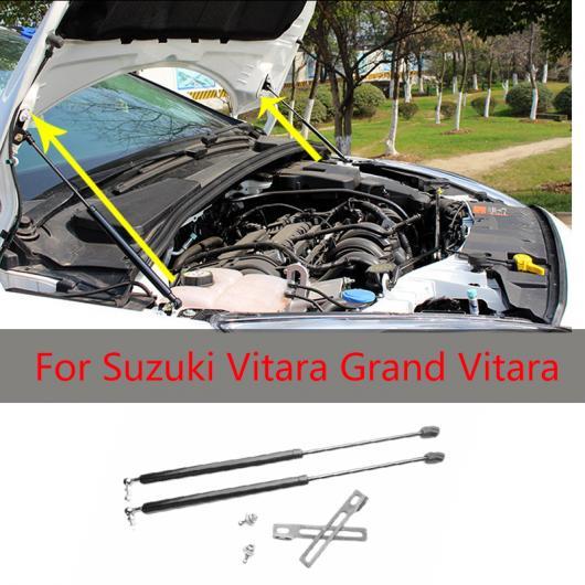 AL 適用: スズキ グランド ビターラ フロント フード エンジン カバー サポート 油圧式 ロッド リフト ストラット スプリング ショック バー ブラケット アクセサリー AL-II-0769
