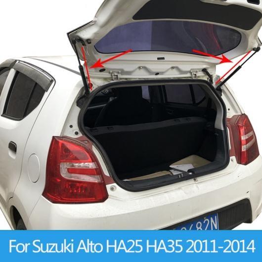 AL リア ドア トランク ボックス サポート 油圧式 リフト ロッド ストラット スプリング ショック バー ブラケット 適用: スズキ アルト HA25 HA35 2011-2014 AL-II-0778