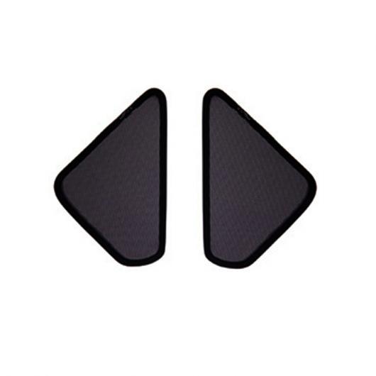 AL 適用: カイエン/インフィニティ/INFINITI Q30 Q50 Q50L QX70 ブラック サイド ウインドウ サンシェード メッシュ シェード ブラインド トライアングル ウインドウ AL-II-1553