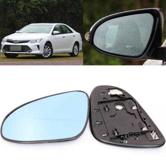 送料無料 AL 適用: トヨタ カムリ 2006-2016 サイド ビュー ドア ブルー 当店は最高な サービスを提供します AL-II-1486 有名な ミラー ペア ベース 1 ガラス ヒーテッド