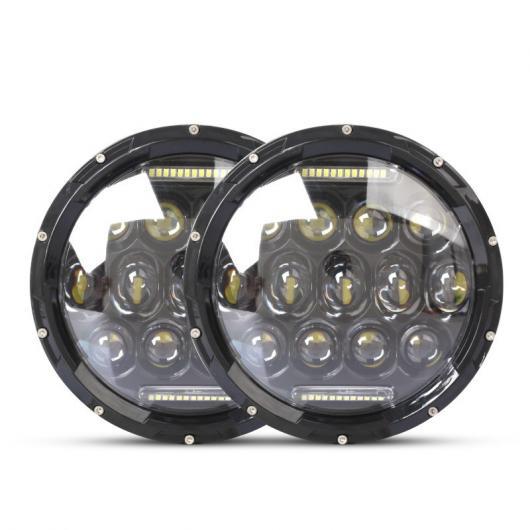 AL 適用: ジープ/JEEP ラングラー 180W 75W 60W スポットライト ヘッドライト バレット スーパー ブライト ターボ ライト ランプ 75W~60W AL-II-1603