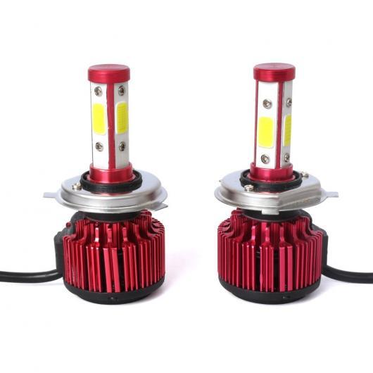AL 適用: X6 LED ヘッドライト H4 H7 H11/8/9 H13 9004 9005 9006 9007 9012 バルブ バレット スーパー ブライト ターボ ライト LED ランプ 5202~HB4(9006) AL-II-1604