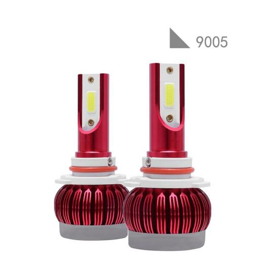 AL 3000K/6000K/6500K/8000K LED ヘッドライト H1 H4 H7 H11/8/9 9005 9006 バルブ バレット スーパー ブライト ターボ ライト LED ランプ 3000K~8000K H1~9006 AL-II-1663