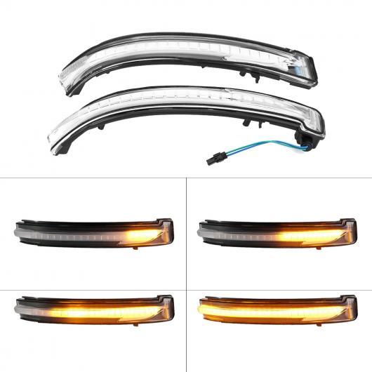 AL LED ダイナミック ウインカー リア ミラー インジケーター 適用: 日産 エクストレイル T32 キャシュカイ J11 ムラーノ Z52 ジューク ナバラ NP300 パスファインダー AL-II-1831