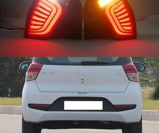 AL 適用: ヒュンダイ/現代/HYUNDAI SANTRO テールライト 2018 2019 LED テール ランプ DRL ダイナミック シグナル ブレーキ リバース AL-II-1903