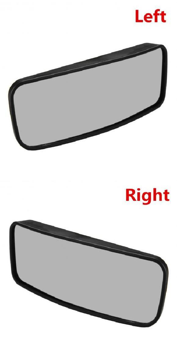 AL ドア ウイング バックミラー ミラー サイド ミラー ロワー ガラス ブラインド スポット セット 適用: ダッジ/DODGE メルセデス スプリンター バン 2007 + 左・右 AL-II-3788