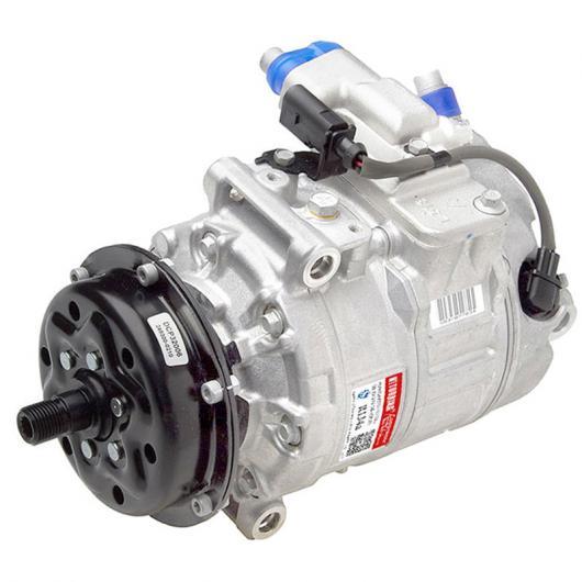 送料無料 AL 秀逸 7SE17C 7SEU17C AC 買収 コンプレッサー 適用: アウディ AUDI VW トランスポーター トゥアレグ V10 TDI 7H0820805 7H0820805C H 3D0820805B 3.0 R5 2.5 5.0 7H0820805G AL-II-9603