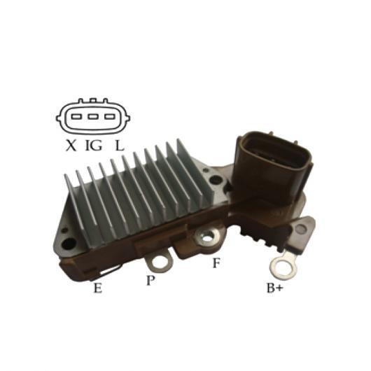 03-051 電圧 適用: オルタネーター 1ピース N462 レギュレーター AL-JJ-1878 コマツ AL