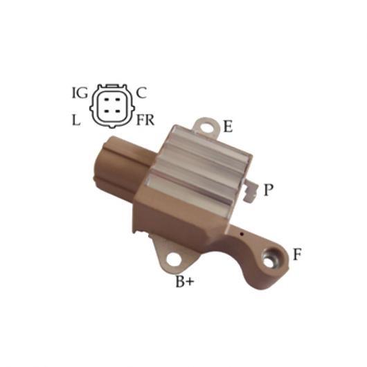 希少 黒入荷! AL オルタネーター 電圧 レギュレーター 適用: 03-065 ホンダ N6366 10ピース 03-065 オルタネーター 10ピース AL-JJ-2035, アーロンチェア by THE CHAIR SHOP:618fffd0 --- promilahcn.com