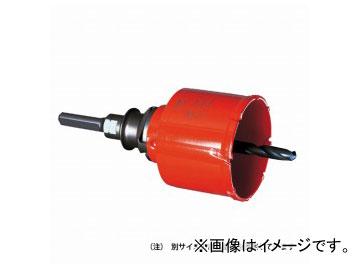 ミヤナガ/MIYANAGA ポリクリックシリーズ ハイブリットコアドリル(セット) 32mm PCH32