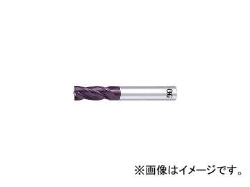 オーエスジー/OSG 超硬エンドミル WX 4刃ショート 10mm WXEMS10(2001951)