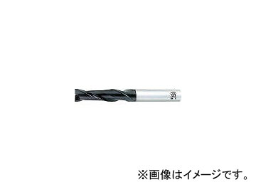 オーエスジー/OSG 超硬エンドミル FX 2刃ロング 1mm FXMGEDL1(2003333)
