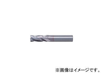 ユニオンツール/UNION TOOL 超硬エンドミル スクエア(シャープコーナタイプ)φ12×刃長26mm CCES4120S(3410412) JAN:4560295027701