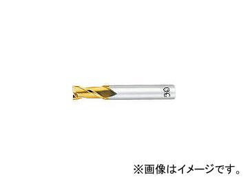 オーエスジー/OSG ハイスエンドミル TIN 2刃ショート 25mm EXTINEDS25.0(6314198)