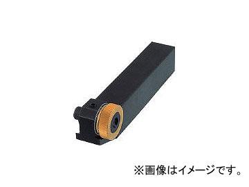 スーパーツール/SUPER TOOL 転造ローレットホルダーE型(キワ加工平目用) KH1E25(3057411) JAN:4967521208970