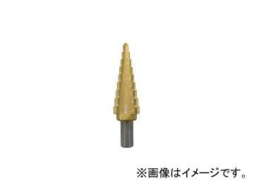 ロブテックス/LOBSTER ステージドリル コーティング 9段 軸径10mm LB412BG(3356469) JAN:4963202050319