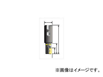 ノガ・ジャパン/NOGA ミルスレッド ツールホルダー SR0009H12(3321355) JAN:4534644021580