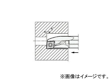 京セラ/KYOCERA 内径加工用ホルダ A12MSCLPR0814AE(3582175) JAN:4960664541478