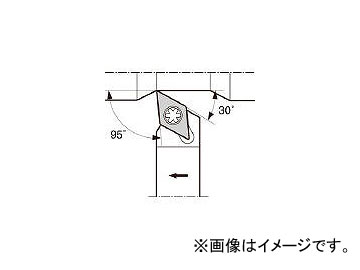 京セラ/KYOCERA スモールツール用ホルダ SDLCR1212JX07FF(6489150) JAN:4960664604456
