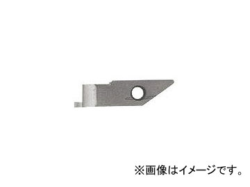 京セラ/KYOCERA 溝入れ用チップ PVDコーティング VNFGR081010 PR1225(6508111) JAN:4960664636310 入数:5個