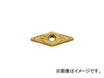 京セラ/KYOCERA 旋削用チップ PVDサーメット VNMG160404VF PV7025(6499759) JAN:4960664619511 入数:10個
