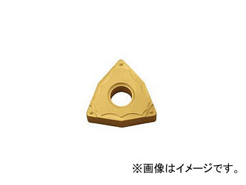 京セラ/KYOCERA 旋削用チップ サーメット WNMG080408GP TN60(1540530) JAN:4960664189267 入数:10個