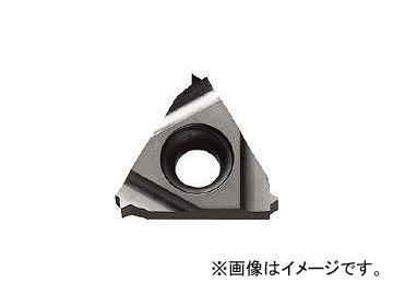 京セラ/KYOCERA ねじ切り用チップ サーメット 11IR100ISO TC60M(6445098) JAN:4960664043408 入数:10個