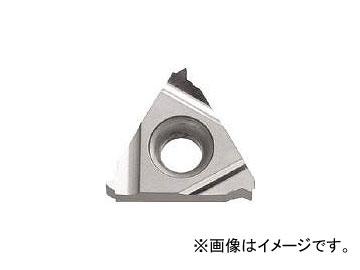 京セラ/KYOCERA ねじ切り用チップ サーメット 16ER075ISO TC60M(6445306) JAN:4960664084067 入数:10個
