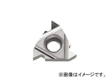 京セラ/KYOCERA ねじ切り用チップ サーメット 16IR5501 TC60M(6446078) JAN:4960664060658 入数:10個
