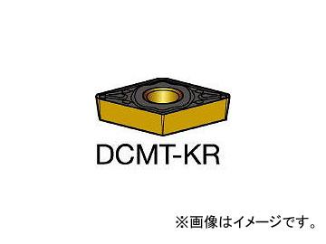 サンドビック/SANDVIK コロターン107 旋削用ポジ・チップ DCMT11T312KR 3210(6190871) 入数:10個