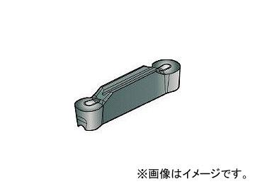 サンドビック/SANDVIK コロカット2 突切り・溝入れチップ N123J20600AM H10(6037241) 入数:10個