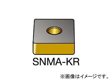 サンドビック/SANDVIK T-Max P 旋削用ネガ・チップ SNMA120408KR 3205(6152139) 入数:10個