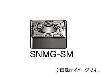 サンドビック/SANDVIK T-Max P 旋削用ネガ・チップ SNMG150616SM(6056822) 入数:10個