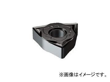サンドビック/SANDVIK T-Max P 旋削用ネガ・チップ WNGG080404SGF S05F(6058825) 入数:10個