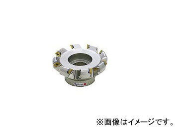 三菱マテリアル/MITSUBISHI スクリュオン式汎用正面フライス ASX445R08006C(2488515)