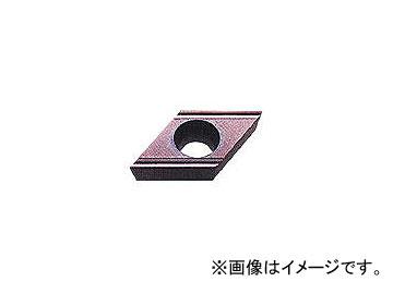 三菱マテリアル/MITSUBISHI PVDコート旋削チップ COAT DCET11T302RSN VP15TF(2467305) 入数:10個