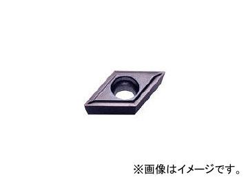 三菱マテリアル/MITSUBISHI PVDコート旋削チップ COAT DCET0702V3LSR VP15TF(2467445) 入数:10個