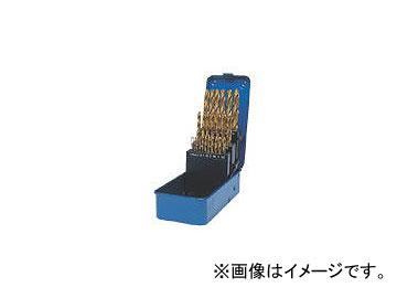 三菱マテリアル/MITSUBISHI コーティングドリルセット GSDSET25(1081489)
